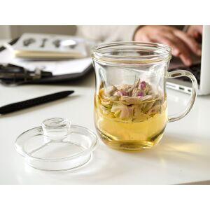 Teetasse Mit Sieb teetasse mit sieb und deckel 350 ml mohnblume de shop für g