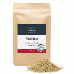 Pfefferdieb® - Blind Date - BBQ Rub, 250g