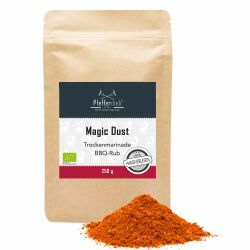 Pfefferdieb® - Magic Dust - BBQ Rub, BIO, 250g