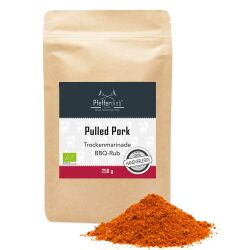 Pfefferdieb® - Pulled Pork - BBQ Rub, BIO, 250g