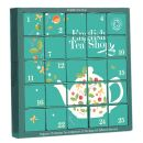 English Tea Shop - Tee Adventskalender Candy Cane, 25...