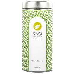 New Spring, Grüner Tee, BIO, China, 50g Dose