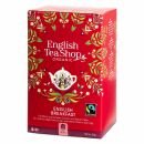 English Tea Shop - English Breakfast, BIO Fairtrade, 20...