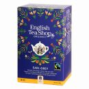 English Tea Shop - Earl Grey, BIO Fairtrade, 20 Teebeutel