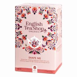 English Tea Shop - Shape Me, BIO Wellness-Tee, 20 Teebeutel