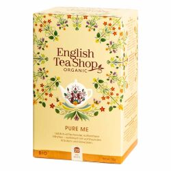 English Tea Shop - Pure Me, BIO Wellness-Tee, 20 Teebeutel