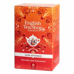 English Tea Shop - Rote Bete, Apfel & Blaubeere, BIO, 20 Teebeutel