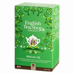 English Tea Shop - Sencha Tee, BIO, 20 Teebeutel