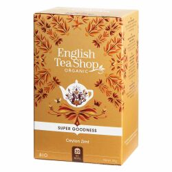 English Tea Shop - Ceylon Zimt, BIO, 20 Teebeutel