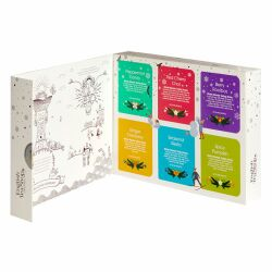 English Tea Shop - Wintertee-Kollektion in Papierbox Premium Holiday Collection Weiß, BIO, 48 Teebeutel