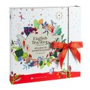 English Tea Shop - Teebuch Adventskalender mit Schleife...