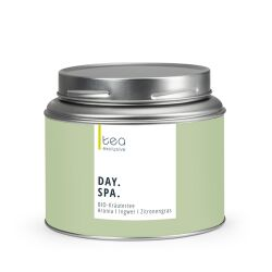 Day Spa, Wellness Tee, BIO, 130g
