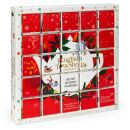 English Tea Shop - Puzzle Tee Adventskalender Red...