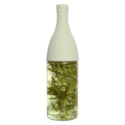 Eisteeflasche Hario, 800ml, smoky green