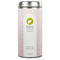 White Tea Whole Leaf, Weißer Tee, China, 25g Dose