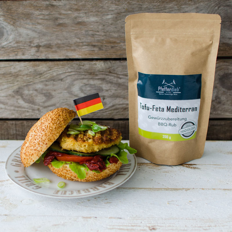 Vegane Küche - Salate, Steak, Burger, etc.